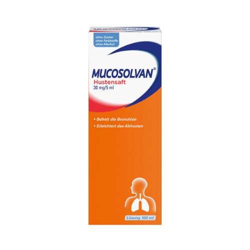 Mucosolvan Saft 100 ml