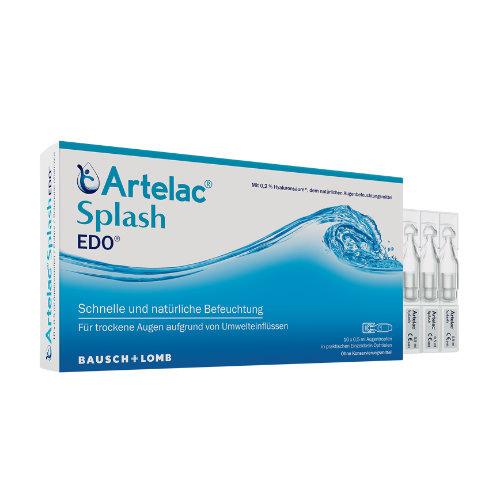 Anzeige: ARTELAC Splash EDO Augentropfen