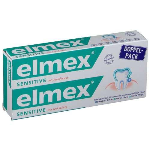 ELMEX SENSITIVE Zahnpasta Doppelpack