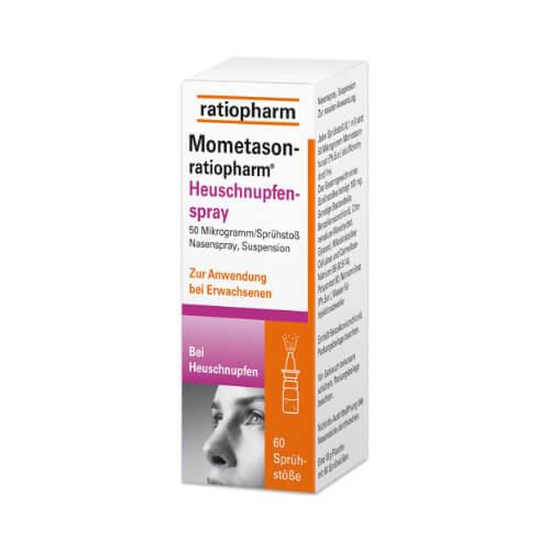 MOMETASON-ratiopharm Heuschnupfenspray