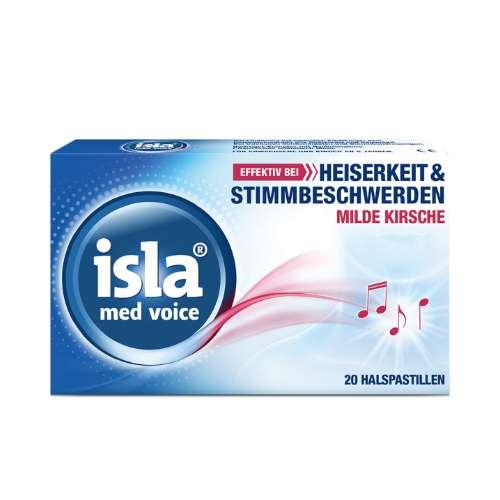 ISLA MED voice Pastillen