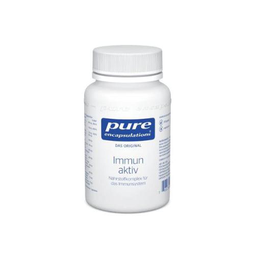 PURE ENCAPSULATIONS Immun aktiv Kapseln