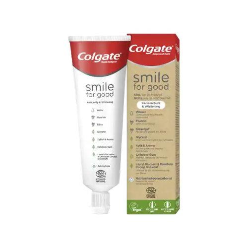 COLGATE Smile for good Zahnp.Kariessch.& whitening